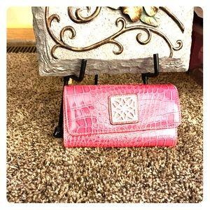 Gentle used ladies wallet  checkbook cover !